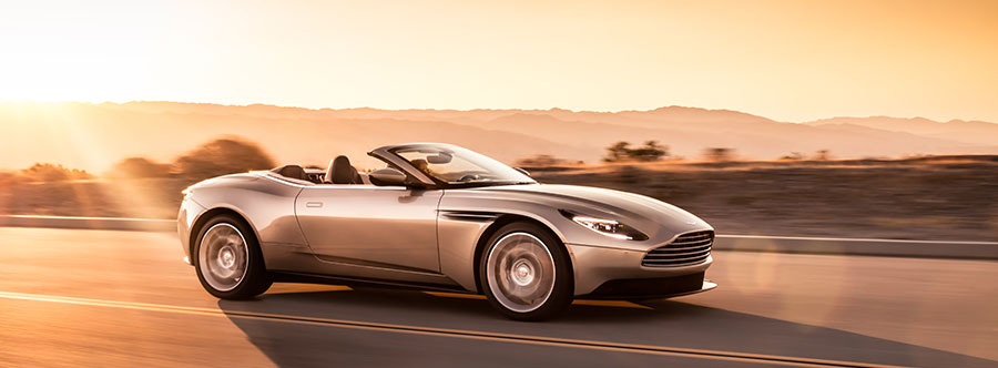 Rent An Aston Martin Db11 Volante In Europe Italy Switzerland France Germany Spain Austria Belgium Uk Portugal King Rent Exclusive Services