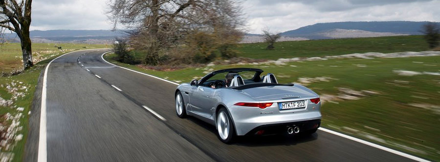 Rent A Jaguar F Type In Europe Italy Switzerland