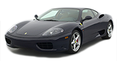 RENT A FERRARI 360 SPIDER