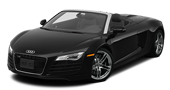 RENT AN AUDI R8 COUPE / SPIDER