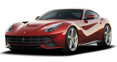RENT A FERRARI F12 BERLINETTA