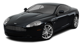 RENT AN ASTON MARTIN DB9