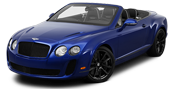 RENT A BENTLEY GTC