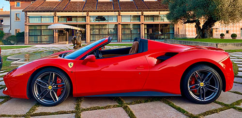 Rent A Ferrari In Europe Exotic Car Rental In Italy Switzerland France Germany Spain King Rent Exclusive Services