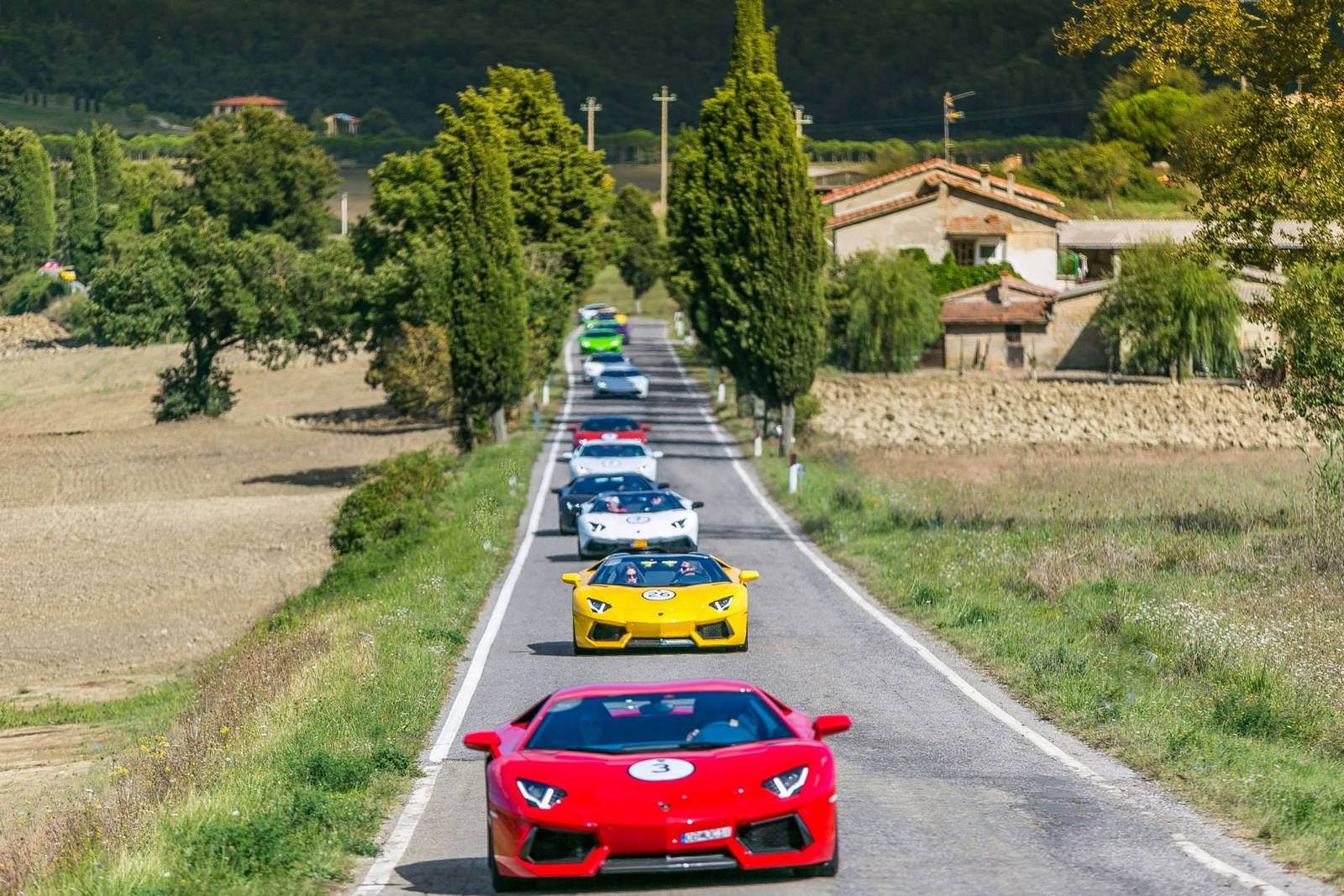 Luxury Car Tours Company Incentive Events King Rent